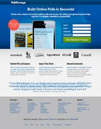 beautiful landing page design examples to drool over 2 fluidsurveys kings of contrast