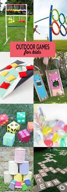 Diy Outdoor Games Best 10 Family Outdoor Games Ideas On Pinterest Family Fun