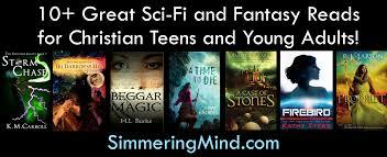 New christian teen book searies