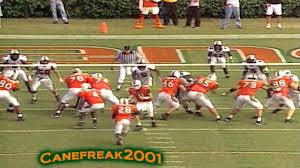 Miami Hurricanes Pursuit Of Perfection In 2001 An Oral