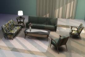 mid century modern dining and style set sims 3 download. sims 3 store mid-century set, converted to 4 mid century modern dining and style set download