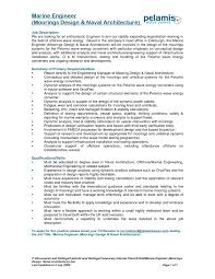 Electronics Engineering Cover Letter Sample Sample Resume For Naval Architect New Marine Engineer Resume New