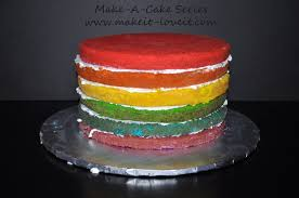 make a cake series my little pony cake and rainbow cookies make it and love it