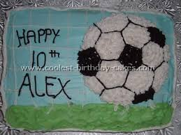 How To Decorate A Soccer Ball Cake Coolest Soccer Cake Ideas to Make Awesome Soccer Cakes 27