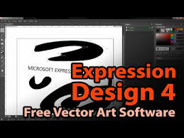 Microsoft Free Graphics Free Vector Art Software Microsoft Expression Design 4