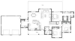 floor plans for open concept homes unique open concept ranch home plans open floor plans for