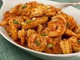 barbecued shrimp