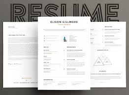 Eye Catching Resume Templates Classy 28 EyeCatching Resume Templates That Will Get You Noticed