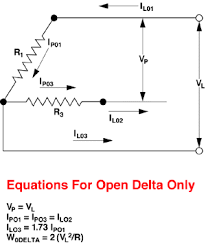 in delta connection what is the neutral point quora if you really want to get crazy you can do an open delta high leg configuration where you get three phase power plus a different phase to neutral voltage