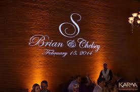 12 west main mesa purple amber wedding lighting