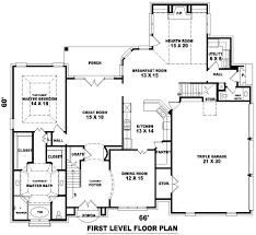dream house plans. Contemporary Plans 1st Level Image Of French Dream House Plan Intended Plans H
