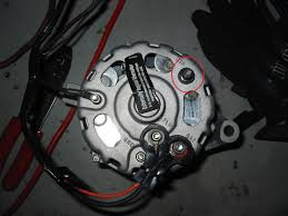 voltage regulator alt wiring on coupe have a wire i m not sure report this image