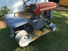 third party image i am reworking a mf 12 lawn tractor