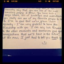 happy birthday best friend letter gplusnick