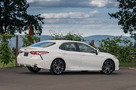 That Powerful New Four-Cylinder 2018 Toyota Camry Is No Quicker ...