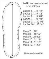 Native Shoes Size Chart Native Shoes Size Chart