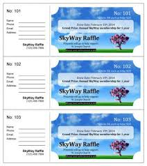 microsoft raffle ticket template 15 free raffle ticket templates follow these steps to create your