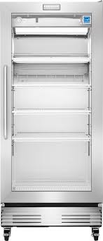 Commercial Refrigerators For Home Use Glass Door Refrigerators High End Look Aj Madison