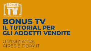 Bonus TV - Tutorial per gli addetti vendite - YouTube