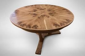 Pagesotherbrandfurniturejohnson furniturevideosexpanding circular dining table in burr ash. Pippy Oak Expanding Circular Dining Table Johnson Furniture