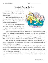 Second Grade Reading Comprehension Worksheets | Page 3 of 14 ...
