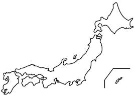 天気図 地図イラストの画像素材 イラストcgの地図素材なら