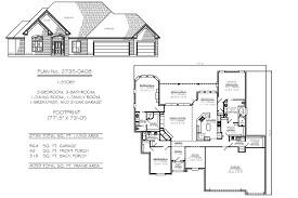 monte smith designs house plans 1 story 3 bedroom 3 bathroom 1 dining room 1 family room