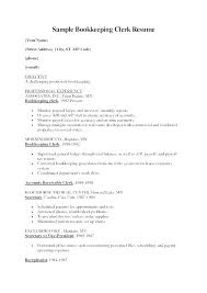 Office Clerk Resume Example 169691 Examples Of Clerical Resumes