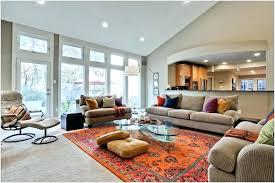 interesting ideas orange rug living room rugs for ironweb club