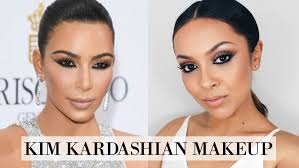 kim kardashian makeup tutorial cannes makeup look trinaduhra you