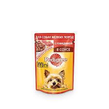 <b>PEDIGREE Vital</b> Protection <b>паучи</b> для собак мелких пород с ...