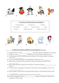 Personality Worksheets - Switchconf