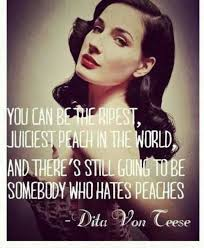 Dita Von Teese Quotes Inspiration Dita Von Teese About Dita Quotes Managementdynamics