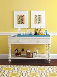 Console Decor Ideas Decorating Ideas One Table Done Four Ways Hgtv