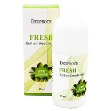 Deoproce <b>Дезодорант шариковый</b> освежающий - <b>Fresh</b> roll on ...