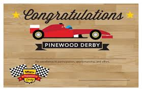 Pinewood Derby Printables   The Mormon Home