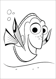 Nemo Printable Coloring Pages Dory Coloring Pages Finding Dory