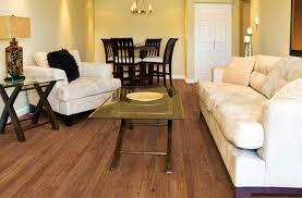 coretec plus 5 waterproof vinyl planks ina pine