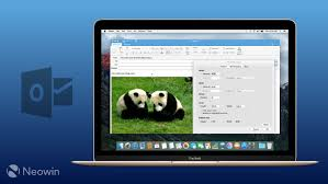 Outlook Mac Email Template Outlook For Mac Gets Another Update In Office Insider Fast