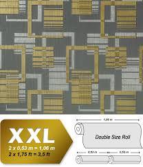 Retro Behang Jaren 70 Interieur Edem 609 96 Vliesbehang Xxl