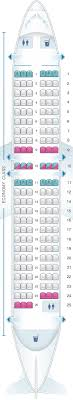 Airbus A330 300 Sas Seating Chart Seat Map Scandinavian Airlines Sas Airbus A319 Seatmaestro