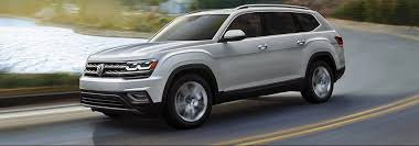 Vw Atlas Trim Comparison Chart 2019 What Are The Different Trim Levels Available For The 2019 Vw