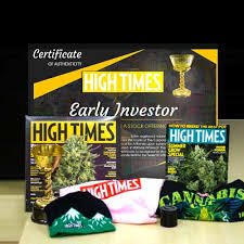 Become A Shareholder In High Times The Original Voice Of