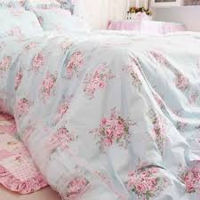 Shabby Chic Rose Bedding rose bedding interior decor home