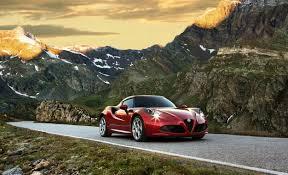 alfa romeo new car releasesAlfa Romeo 4C Reviews  Alfa Romeo 4C Price Photos and Specs
