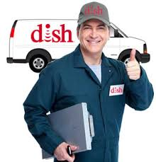 picture of a dish antenna dish network installers