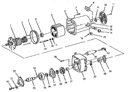 images of emerson electric motor parts