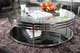 mirrored coffee table round mirrored coffee table iron wood inside round mirror coffee table regarding property
