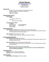 Make A Professional Resume Online Free Create My Resume Online Free Therpgmovie 14