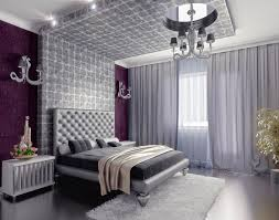 Silver And Black Bedroom Silver Bedroom Ideas Silver Bedroom With Mural Decorroom Ideas
